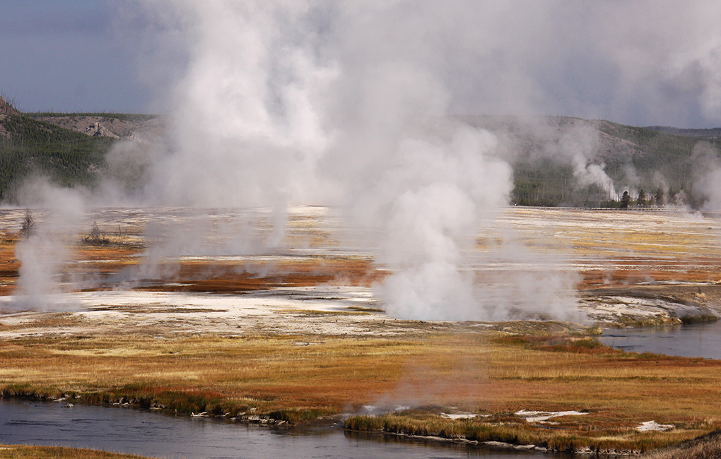 geology of yellowstone Unit 2: the geology of our national parks begins with a study of yellowstone national park, the first national park that was established in the united states mr.
